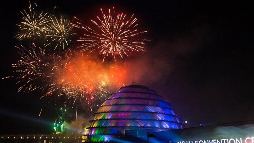 Kigali - newyear