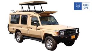 Toyota Land Cruiser (offroad)