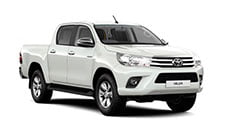 Toyota Double Cabin