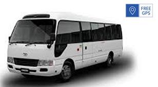 25 Seater Mini-Bus – 200$