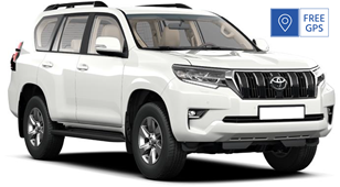 Toyota Land Cruiser 4×4 – 110$