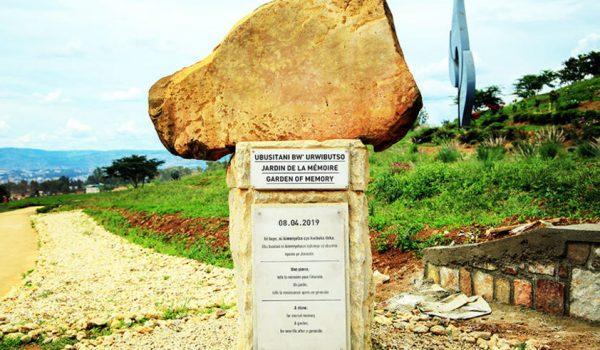 Nyanza Memorial Garden